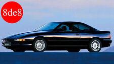 BMW Serie 8 E31 (1994) - Workshop Manual on CD