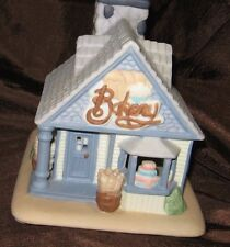 Vintage Party Lite Bakery Tea Light Candle Holder ~ Retired