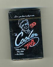 The Cooler Movie Promo Playing Cards New Sealed William H. Macy Mario Bello