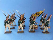 CBG MIGNOT - Infanterie premier empire - 12 soldats russes régiment Pavlovski