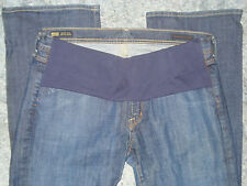 "Woman's Citizens of Humanity ""Jagger"" Maternity Jeans sz 36 Long"