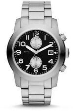 Marc Jacobs MBM5050 46mm Silver Steel Bracelet & Case Mineral Men's Watch
