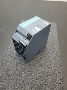 SIEMENS SITOP PSU100S DC Modular DIN Rail Power Supply 24V 10A 1PH 6EP1334-2BA20