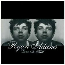 Ryan Adams - Love Is Hell Cd 16 Tracks Rock / Pop / Country New+