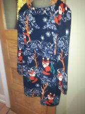 JOE BROWNS WOMENS V NECK LONG 'FOXY ` TUNIC   EXCELLENT CONDITION SIZE 18
