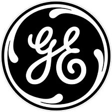 General Electric GE logo Vinyl Sticker Decal