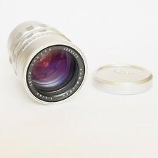 Leica 90mm f/2.0 Summicron, Leica M, Leitz STUNNING Portrait Lens