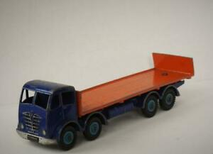 DINKY TOYS RARE VINTAGE 1954-57 FODEN No.903 FLAT TRUCK WITH TAILBOARD