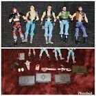 GI Joe Cobra Dreadnok lot Buzzer, Torch, Ripper Zartan Monkey Wrench 25th