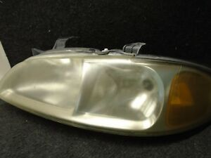2000 2001 2002 2003 Nissan Sentra Left Front Headlight Lamp