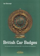 British Car Badges (AA RAC Auto Plakette Badge Plaketten Embleme) Buch book