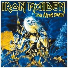 Iron Maiden - Live After Death NEW CD