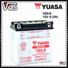 BATTERIA YUASA YB9-B 12v 9Ah CON ACIDO A CORREDO PIAGGIO VESPA PX  DT 150  200