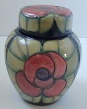 Unboxed Moorcroft Pottery Jars