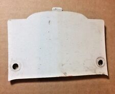 OEM 1987-1993 Kawasaki EX500A Ninja Headlight Access Door 14024-1385 White