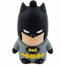 Hot Sale!!!New Cute Batman USB 2.0 Memory flash stick pen drive 8GB YL1