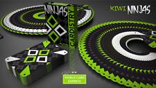 CARTE DA GIOCO CARDISTRY KIWI NINJAS,poker size
