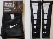 Nike Pro Combat Hypercool Vapor Arm Sleeves Black/White Size OSFM New