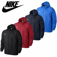 Mens Nike Jacket Waterproof Coat Windproof Sports Coat Running Size S M L XL XXL