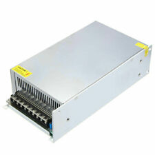 AC/DC 480 Watt 12/24/48 Volt 40/20/10 Amp LED SMPS Switching Power Supply