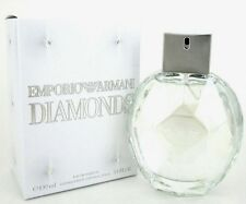 Emporio Armani Diamonds Perfume 3.4 oz Eau de Parfum Spray for Women. NIB Sealed