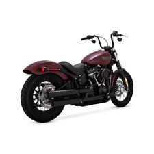 Vance & Hines Eleminator 300 Slip-Ons Schwarz, für Harley-Davidson Softail 18-19