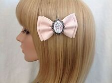 Aristocats Marie hair bow clip rockabilly pin up disney cute pink girls SALE