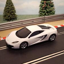Scalextric 1:32 Car - White McLaren MP4-12C #M