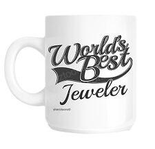 Jeweler World's Best Novelty Gift Mug shan1010