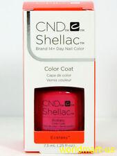 CND Shellac Gel Polish UV/LED Gel Color Base Top Coat /Choose Any Color PART C*