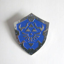 The Legend of Zelda Trading Cards: 1x Hylian Shield #ZP04 Pin