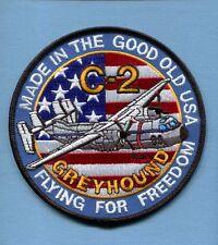 GRUMMAN C-2 GREYHOUND FFF VRC-30 VRC-40 VRC-50 US Navy Carrier squadron Patch