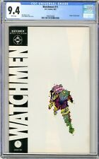 Watchmen  #11   CGC   9.4   NM   White pages