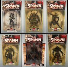 McFarlane Actionfiguren Komplettset  Spawn Serie 19 - The Samurai Wars  OVP
