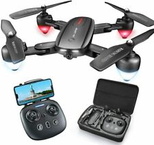 T5 Foldable GPS Drone w 4K Camera RC Quadcopter with GPS Return Home 5G Wifi