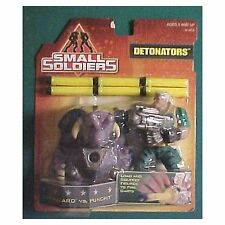 Small Soldiers Detonators Chip Punchit Nip ~ Rare Find ~ Price Reduced ~ Save