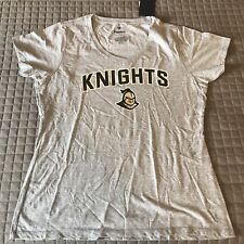 Ladies Large UCF Knights Fanatics T-Shirt New With Tags NWT