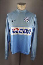 Hertha bsc berlín portero camiseta talla M camisa 2005 Arcor nuevo nike azul