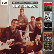 "The Shadows ""5 Timeless Classic Albums"" 5X CD SET NEW & SEALED"