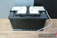 AGM BATTERIE 80Ah + Original BMW + 61217555285 61217555718 7555285 7555718