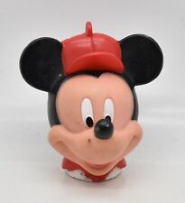 """Disney Mickey Mouse Finger Puppet Loose 2.75"""" Figure"""
