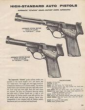 gun parts for high standard for sale ebay rh ebay com high standard model 104 supermatic citation manual high standard model 104 supermatic citation manual