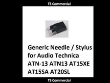 Generic Needle / Stylus for Audio Technica ATN-13 ATN13 AT15XE AT15SA AT20SL