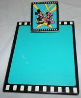 Walt Disney World Applause Super Star Mickey & Minnie Mouse Small Clipboard