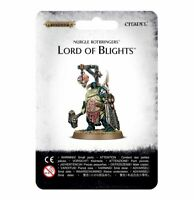 Lord of Blights Maggotkin of Nurgle Warhammer Age of Sigmar  AoS Rotbringers