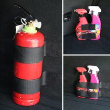 HK- Auto Car Fire Extinguisher Fixing Holder Belt Bracket Sticker Fixing Tape Ut