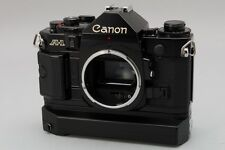 Canon A-1 35mm SLR Film Camera Body + Power Winder A2 From Japan #1249840