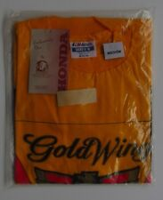 HONDA GL1500 GOLD WING New T-SHIRT Size Medium GL1500I GL1500A GL1500SE