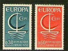 TIMBRES 1490-1491 NEUF XX - EUROPA 1966 - CEPT