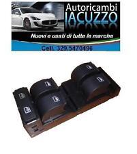 PULSANTIERA COMANDI BOTTONI INTERRUTTORI ALZAVETRO SX AUDI A6 R6 RS6